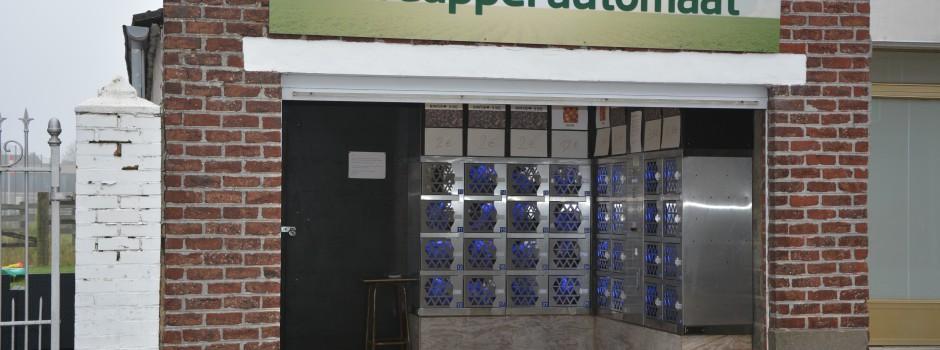 Automaat Katstraat in Lede